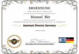 Promotion von Manuel Bär